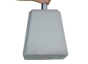コンクリートスタンド組み立て説明2