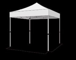 ジャストテント2.5×2.5m