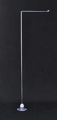 ミドルのぼり(小)用吸盤付き針金POP(115×400)