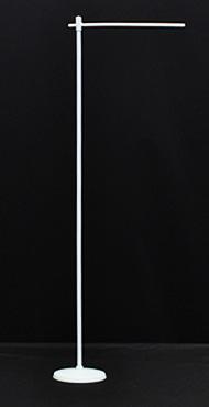 ミドルのぼり(中)サイズ用台座付きポール