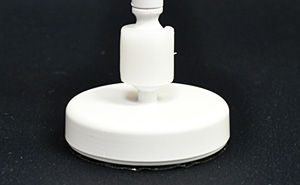 ミニのぼり用マグネットポール 使用例2
