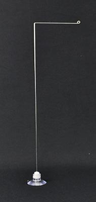 ミニのぼり用吸盤付き針金POP(90×310)