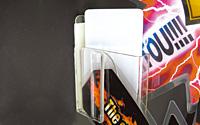 プレートキャッチ&カード立て 使用例2