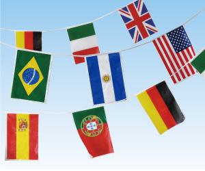 万国旗 使用例1